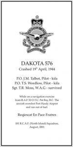 DAK plaque