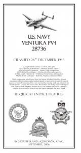 US Navy Ventura PV-1 28736