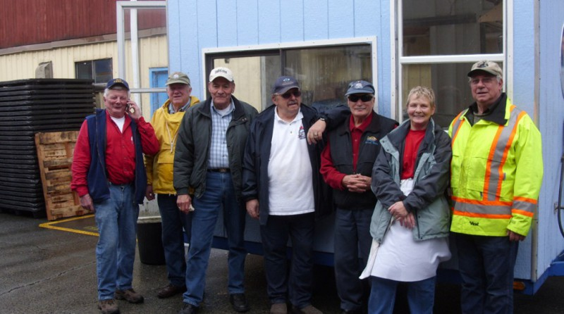 Farewell Crew at Keltic