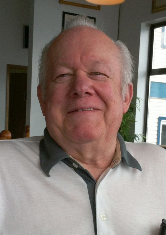 Jim Pollok, Secretary/Treasurer