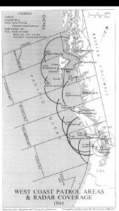 Radar sites
