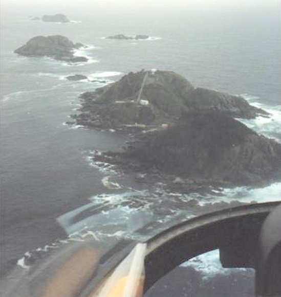 Cape St. James  - 1989