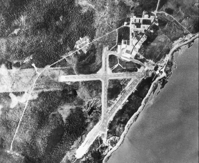 RCAF Station Port Hardy