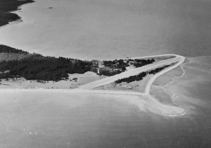RCAF Station Sandspit