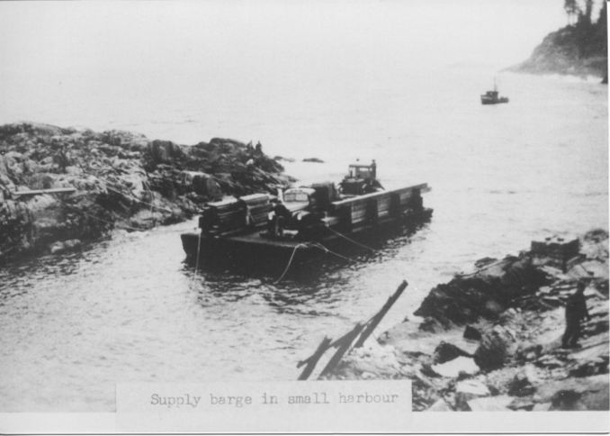 Supply Barge